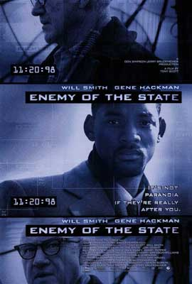 Enemy of the State - 27 x 40 Movie Poster - Style A
