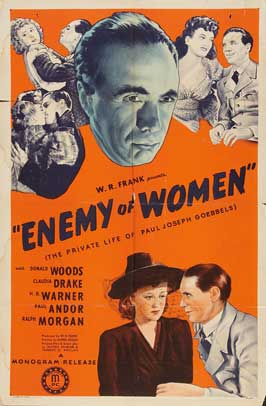 Enemy of Women - 27 x 40 Movie Poster - Style A