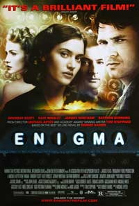 Enigma - 11 x 17 Movie Poster - Style A