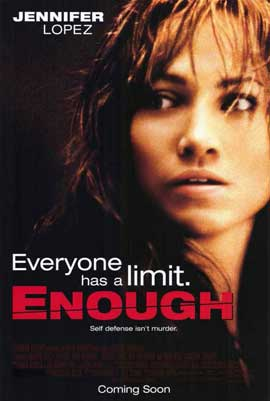 Enough - 11 x 17 Movie Poster - Style A
