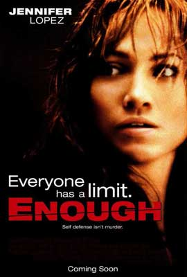 Enough - 27 x 40 Movie Poster - Style A