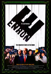 Enron: The Smartest Guys in the Room - 43 x 62 Movie Poster - Bus Shelter Style B
