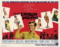 Ensign Pulver - 11 x 14 Movie Poster - Style A