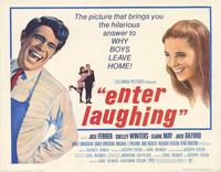 Enter Laughing - 11 x 14 Movie Poster - Style A