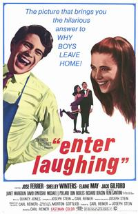 Enter Laughing - 11 x 17 Movie Poster - Style A