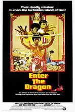 Enter the Dragon - 27 x 40 Movie Poster - Style C