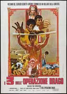 Enter the Dragon - 27 x 40 Movie Poster - Italian Style A