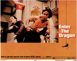 Enter the Dragon - 11 x 14 Movie Poster - Style A