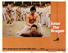 Enter the Dragon - 11 x 14 Movie Poster - Style B