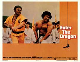 Enter the Dragon - 11 x 14 Movie Poster - Style C