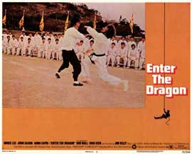 Enter the Dragon - 11 x 14 Movie Poster - Style E
