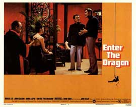 Enter the Dragon - 11 x 14 Movie Poster - Style G