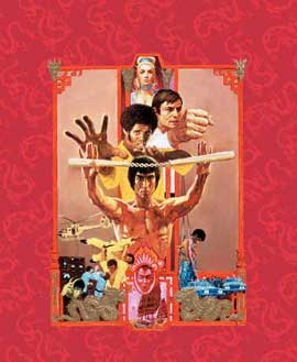 Enter the Dragon - 22 x 28 Movie Poster - Style A