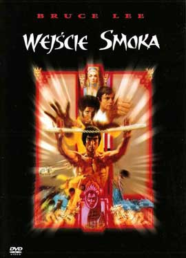 Enter the Dragon - 11 x 17 Movie Poster - Polish Style A