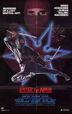 Enter the Ninja - 11 x 17 Movie Poster - Style A