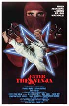 Enter the Ninja - 11 x 17 Movie Poster - Style B