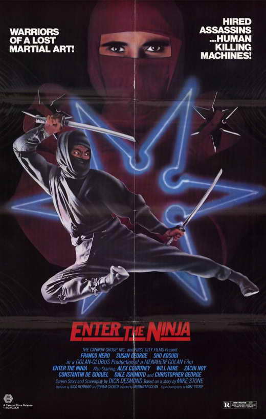 The ninja the movie