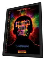 Enter the Void - 11 x 17 Movie Poster - German Style A - in Deluxe Wood Frame