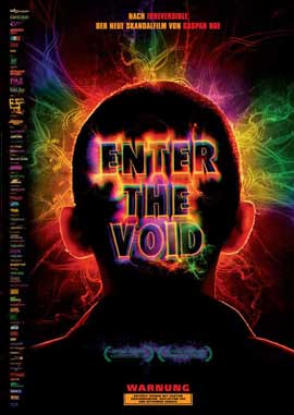 Enter the Void - 11 x 17 Movie Poster - German Style A