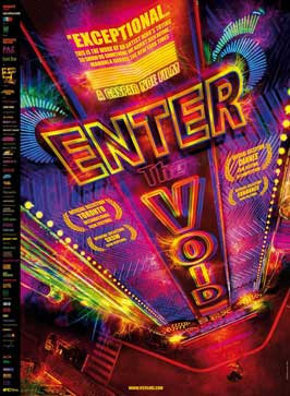 Enter the Void - 11 x 17 Movie Poster - Style A - Double Sided