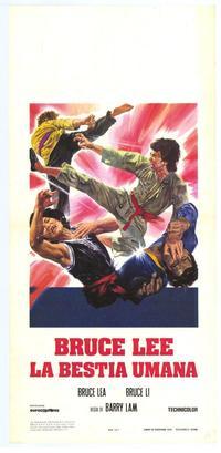 Enter Three Dragons - 11 x 17 Movie Poster - Italian Style A