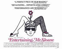Entertaining Mr. Sloane - 22 x 28 Movie Poster - Half Sheet Style A