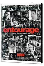 Entourage - 11 x 17 TV Poster - Style J - Museum Wrapped Canvas