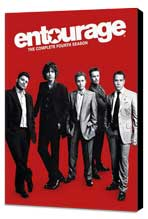 Entourage - 27 x 40 TV Poster - Style L - Museum Wrapped Canvas