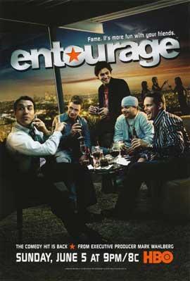 Entourage - 27 x 40 TV Poster - Style B