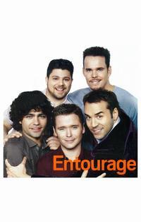 Entourage - 11 x 17 TV Poster - Style I