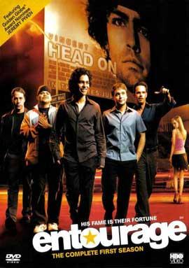 Entourage - 27 x 40 TV Poster - Style N