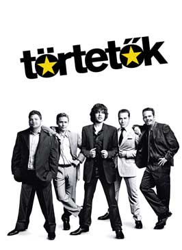Entourage - 11 x 17 TV Poster - Hungarian Style F