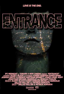 Entrance - 43 x 62 Movie Poster - Bus Shelter Style A
