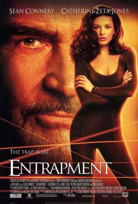 Entrapment - 27 x 40 Movie Poster - Style A