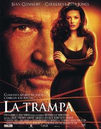 Entrapment - 27 x 40 Movie Poster - Spanish Style A
