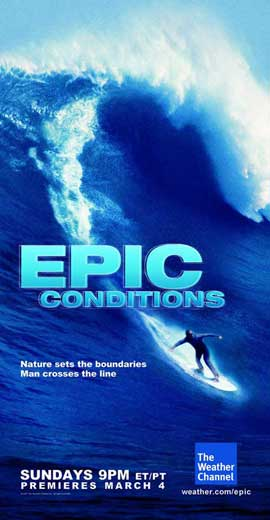 Epic Conditions (TV) - 11 x 17 TV Poster - Style B