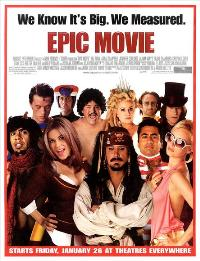 Epic Movie - 27 x 40 Movie Poster - Style B