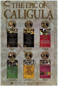 Epic of Caligula - 11 x 17 Movie Poster - Style A