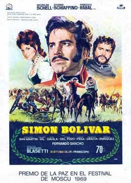Epopeya de Bol�var, La - 27 x 40 Movie Poster - Spanish Style A