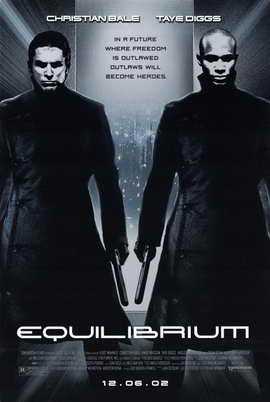 Equilibrium - 11 x 17 Movie Poster - Style A