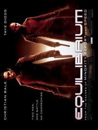 Equilibrium - 30 x 40 Movie Poster - Style B