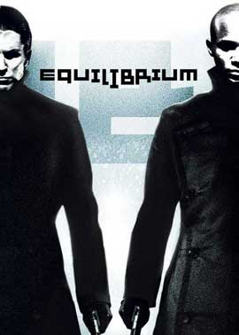 Equilibrium - 11 x 17 Movie Poster - Style E