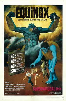 Equinox - 11 x 17 Movie Poster - Style B