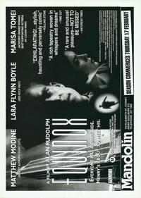 Equinox - 27 x 40 Movie Poster - Style B