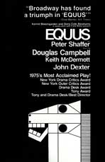 Equus (Broadway) - 14 x 22 Poster - Style A
