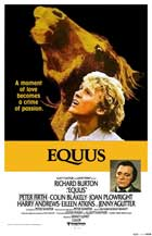Equus - 27 x 40 Movie Poster - Style B