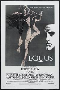 Equus - 43 x 62 Movie Poster - Bus Shelter Style A