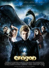 Eragon - 27 x 40 Movie Poster - Danish Style A