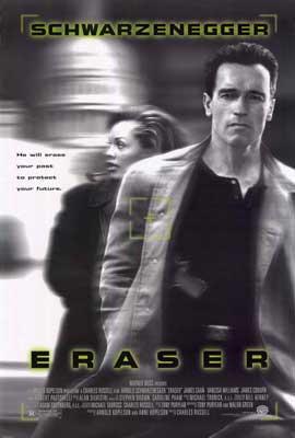 Eraser - 27 x 40 Movie Poster - Style A