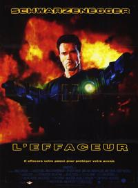 Eraser - 27 x 40 Movie Poster - French Style A